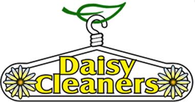 Daisy Cleaners Logo