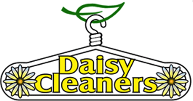 Daisy Cleaners Logo