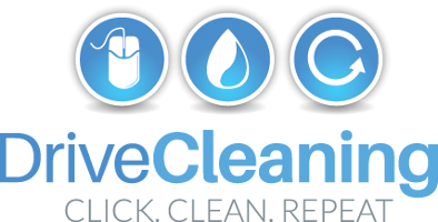 Drive Cleaning Logo