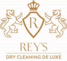 Rey's Cleaners Logo