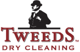 Tweeds Dry Cleaning Logo